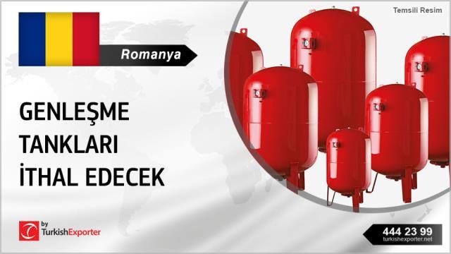 Romanya, Genleşme tankları talep ediyor