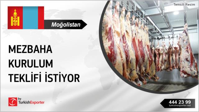 Slaughterhouse to Set up in Mongolia